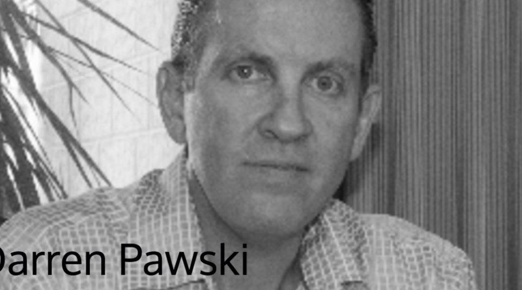 Darren Pawski B&W